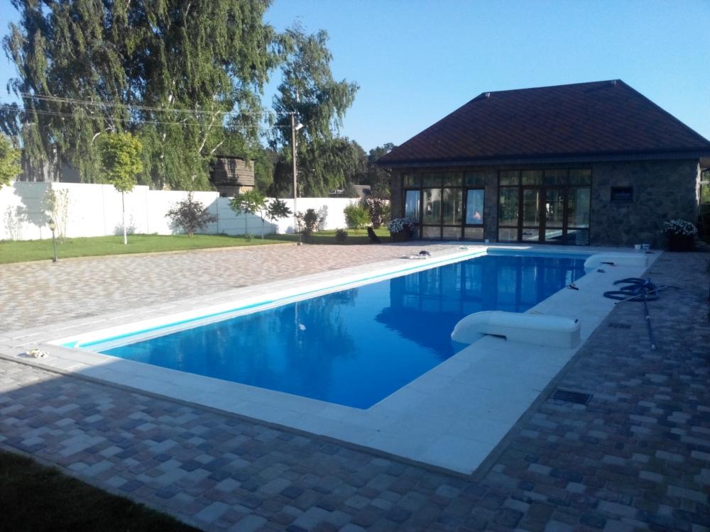 Бетонный бассейн (под заказ) - 2