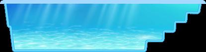 Композитный бассейн ЛЕМАН (6,5x3,2x1,5) - 4