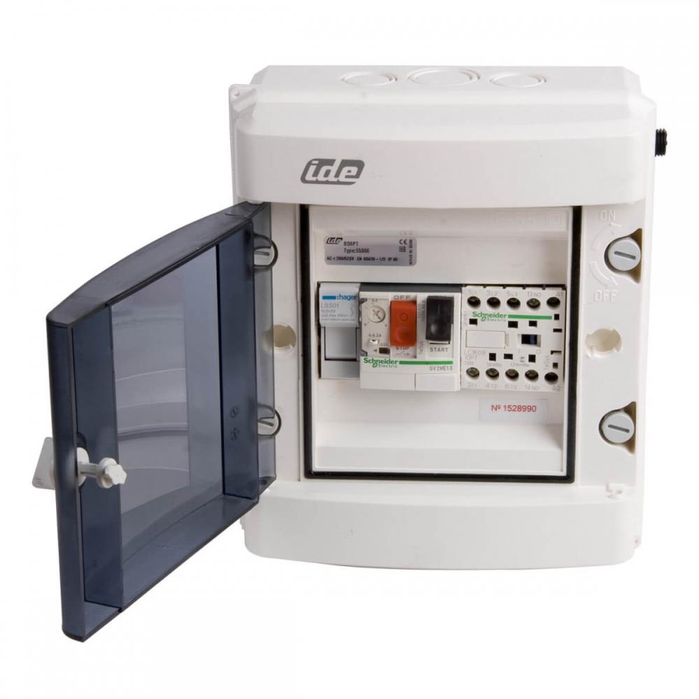 Контрольная панель Kripsol ATN 063.B для противотока - 1