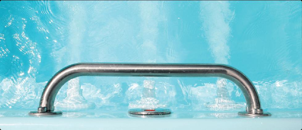 Композитный керамический бассейн NAKURU (7,00x3,30x1,50) - 3