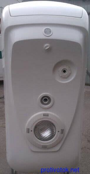 Навесная система фильтрации с подсветкой до 50 м3 - 1