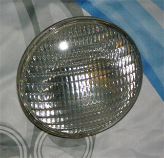 Лампа галогенная AQUAVIVA  PAR56 - 300Вт - 12V - 1