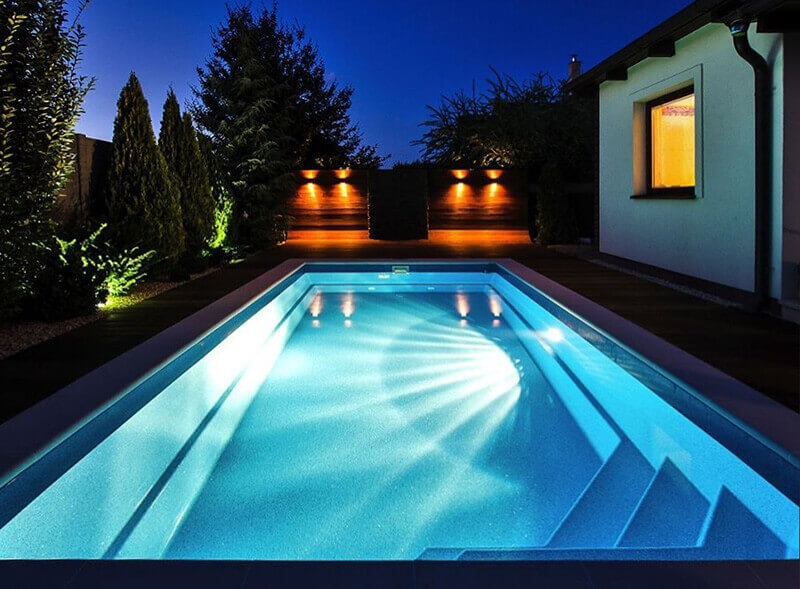 Керамический бассейн Brilliant - 5