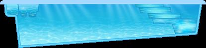 Композитный бассейн БАЛАТОН (7,8x3,9x1,1-1,6) - 2