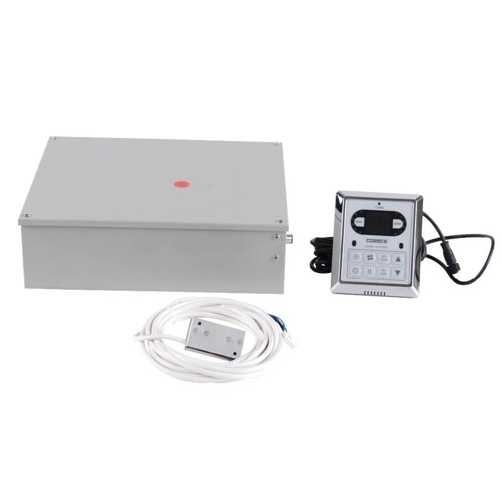 Электрокаменка Amazon SAM 12 кВт и 15 кВт с выносным пультом CON6 - 1