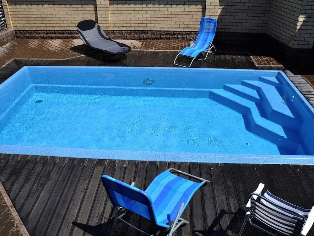 Керамический бассейн Brilliant - 3