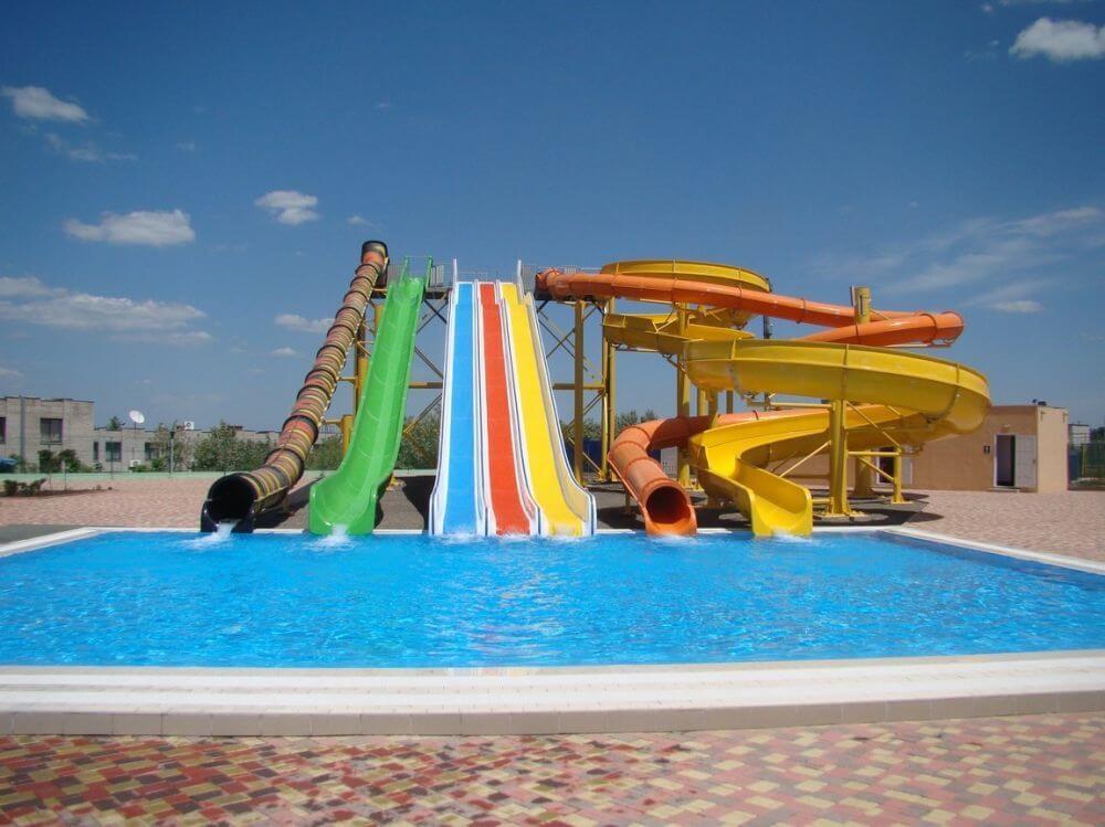 Бетонный бассейн (20х8х1,2-1,8 м.) - 1