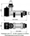 Электронагреватель Pahlen корпус пластик/тены Incoloy825 - 1
