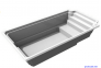 Бассейн АТЛАНТИДА стандарт - белая чаша (5,85х2,9х1,0-1,5) - 2