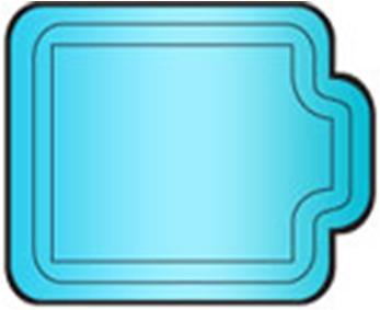 Накрытие для бассейна Купель 3.2 х 2.5м