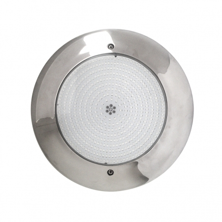 Прожектор светодиодный Aquaviva HT201S 252LED (18 Вт) RGB стальной