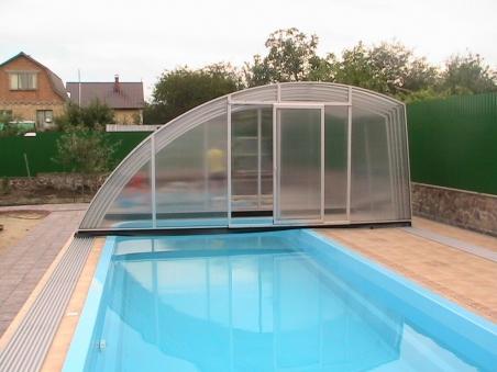 Павильон для бассейна модель EDEN, размер (ДхШхВ)