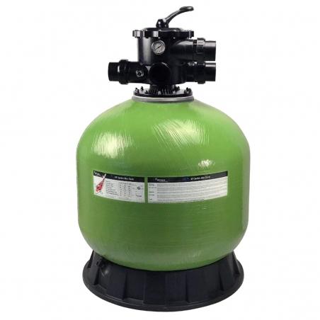 Фильтр LF900 для прудов (21m3/h, 900mm, 60kg PE гранул, верх) 2.5