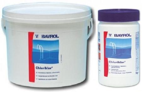 Хлориклар (Chloriclar. Bayrol)
