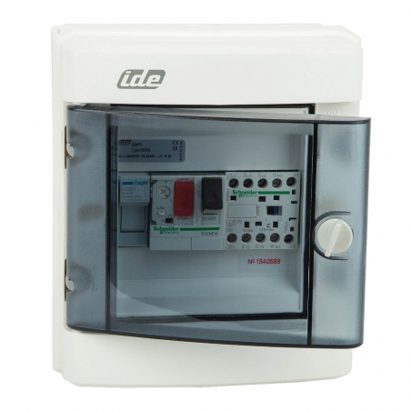 Контрольная панель Kripsol ATN 100.B для противотока