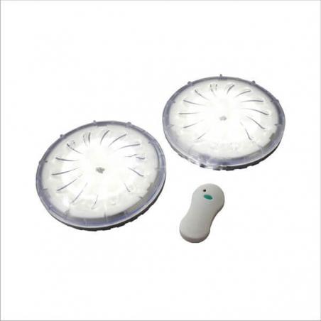 Два плавающих светодиодиодных светильника (комплект)